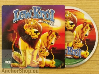 Lew Król dżungli (Leo the Lion) - Video CD