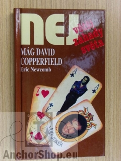 Newcomb Eric: Mág David Copperfield